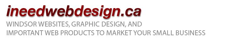 iNeedWebDesign.ca